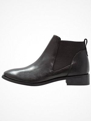 Boots & kängor - Topshop KING CHELSEA Ankelboots black