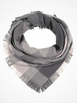 Halsdukar & scarves - Vero Moda VMMALLA SQUARE Scarf asphalt