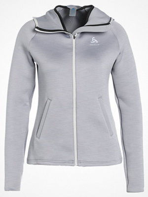 Sportjackor - ODLO MIDLAYER FULL ZIP PULSE       Softshelljacka grey melange