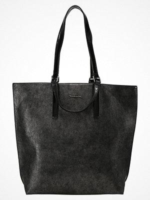 Tamaris svart shopper AMBER SHOPPING BAG Shoppingväska graphite