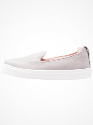 Topshop TEMP ANACONDA  Slipins grey