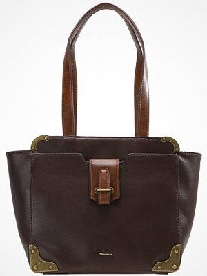Handväskor - Tamaris Handväska dark brown