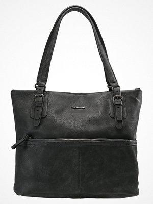Tamaris svart shopper HAYDEN SHOPPING BAG Shoppingväska graphite