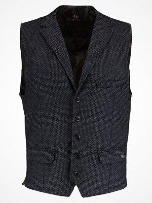 Västar - CG - Club of Gents MORTIMER Kostymväst blau dunkel