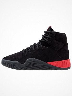 Adidas Originals TUBULAR INSTINCT Höga sneakers core black/scarlet