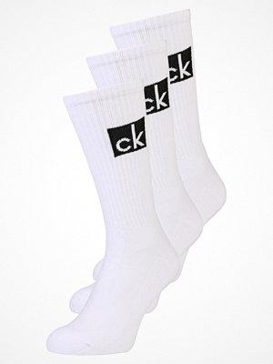 Strumpor - Calvin Klein Underwear SCOTTY 3 PACK Strumpor white
