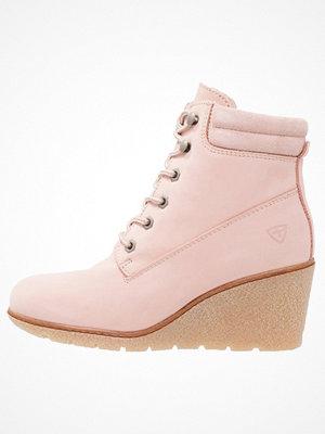 Boots & kängor - Tamaris Ankelboots light pink