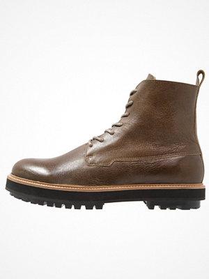 Boots & kängor - Zign Snörstövletter khaki