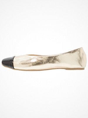 Ballerinaskor - Vero Moda VMSTAR Ballerinas pale gold