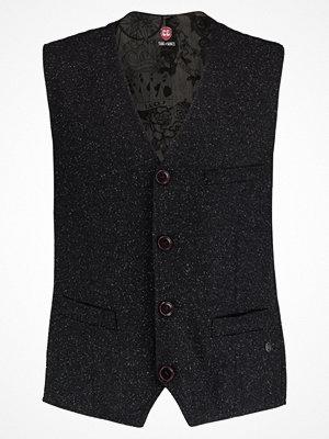 CG - Club of Gents MORLEY SLIM FIT Kostymväst grau dunkel