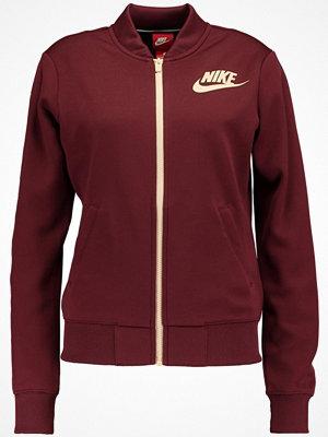 Nike Sportswear Träningsjacka dark team red/orange quartz