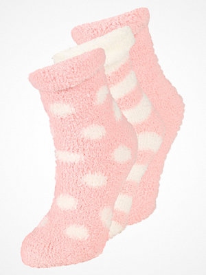 Even&Odd 3 PACK Strumpor pink