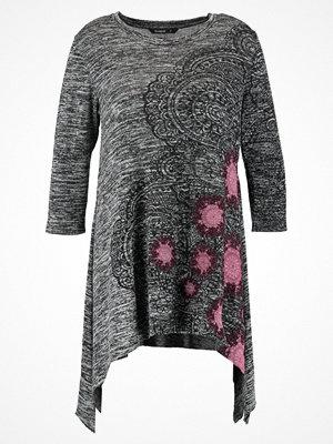 Desigual AGATHA Stickad tröja gris vigore claro