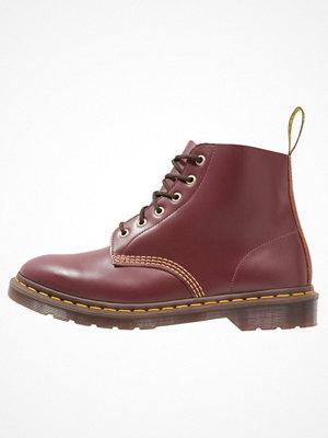 Boots & kängor - Dr. Martens 101 ARC 6 EYE Snörstövletter oxblood
