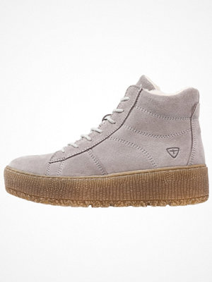 Boots & kängor - Tamaris Ankelboots light grey