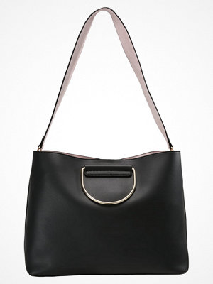 Dorothy Perkins svart shopper Shoppingväska black