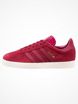 Adidas Originals GAZELLE Sneakers collegiate burgundy/mystery ruby/gold metallic