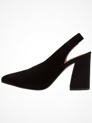 Topshop B&B GEORGIA FLARE Klassiska pumps black