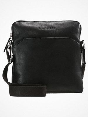Väskor & bags - Bugatti SEGNO  Axelremsväska black