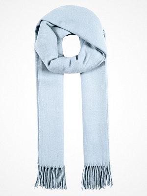 Halsdukar & scarves - Vero Moda VMSOLID LONG SCARF COLOR Halsduk cashmere blue