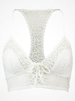 Topshop LACEUP  Topp ivory