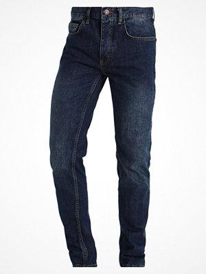 Jeans - YourTurn Jeans straight leg dark blue denim