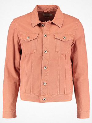 Topman WASHED PINK WESTERN  Jeansjacka pink