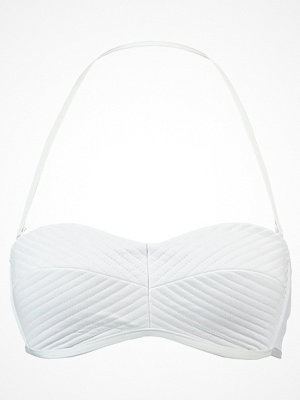 Seafolly QUILTED Bikiniöverdel white