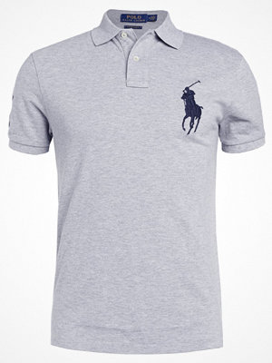 Polo Ralph Lauren CUSTOM SLIM FIT Piké andover heather