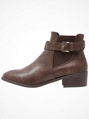 Boots & kängor - Dorothy Perkins MOLINO Ankelboots brown