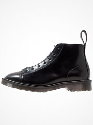 Boots & kängor - Dr. Martens LES Snörstövletter black