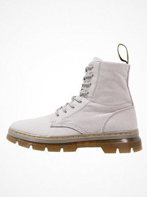 Boots & kängor - Dr. Martens COMBS Snörstövletter mid grey