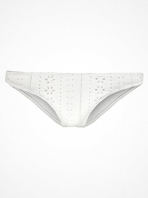 Topshop BRODERIE FRILL  Bikininunderdel cream
