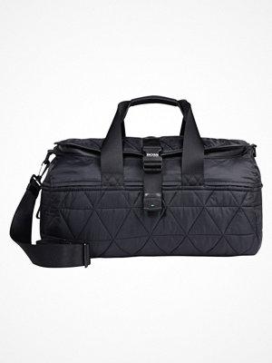 Väskor & bags - Boss Green INUIT HOLDALL Weekendbag black