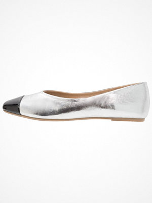 Ballerinaskor - Vero Moda VMSTAR Ballerinas silver