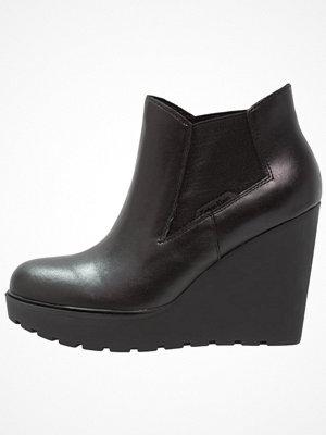 Boots & kängor - Calvin Klein Jeans SYDNEY Klassiska stövletter black
