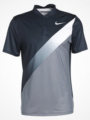 Nike Golf DRY SLIM FIT Funktionströja armory navy/cool grey/white