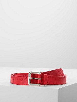 Anna Field Skärp red