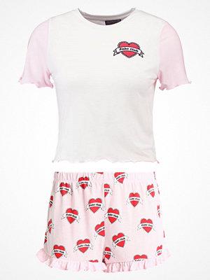 Pyjamas & myskläder - Topshop BABE CLUB       Pyjamas pink