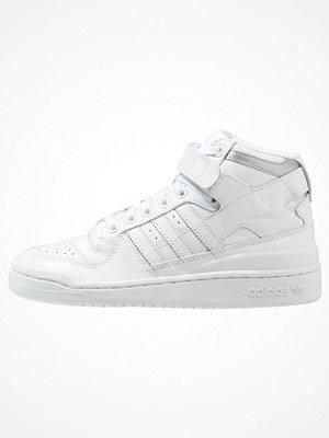 Adidas Originals FORUM MID REFINED Höga sneakers white