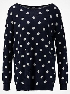 Vero Moda VMDOTTY  Stickad tröja dark blue