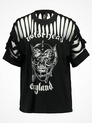 Topshop MOTORHEAD Tshirt med tryck black