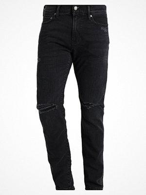 Jeans - Abercrombie & Fitch Jeans slim fit black
