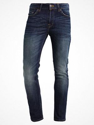 Jeans - Only & Sons ONSLOOM  Jeans Skinny Fit dark blue denim