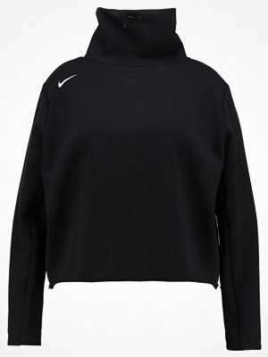 Sportkläder - Nike Performance THERMA FLEX Sweatshirt black/white