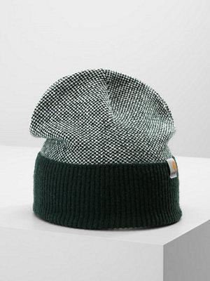Mössor - Carhartt WIP SPOONER  Mössa parsley/white