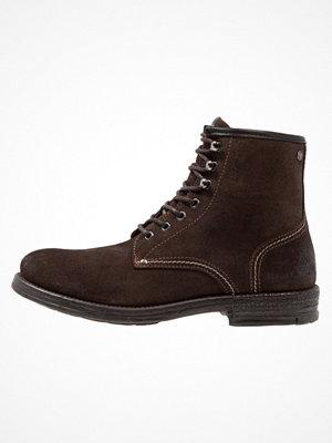 Boots & kängor - Replay TREL Snörstövletter dark brown