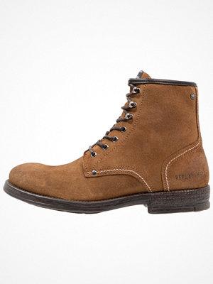 Boots & kängor - Replay TREL Snörstövletter camel