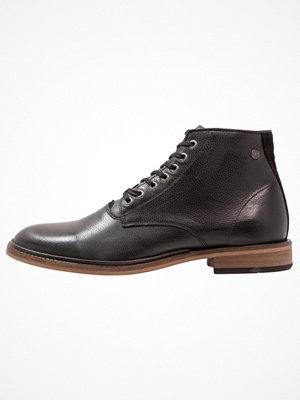 Boots & kängor - Sneaky Steve ARKANE  Snörstövletter black