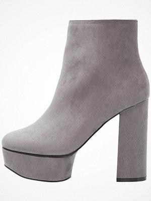 Stövlar & stövletter - Even&Odd Klassiska stövletter grey